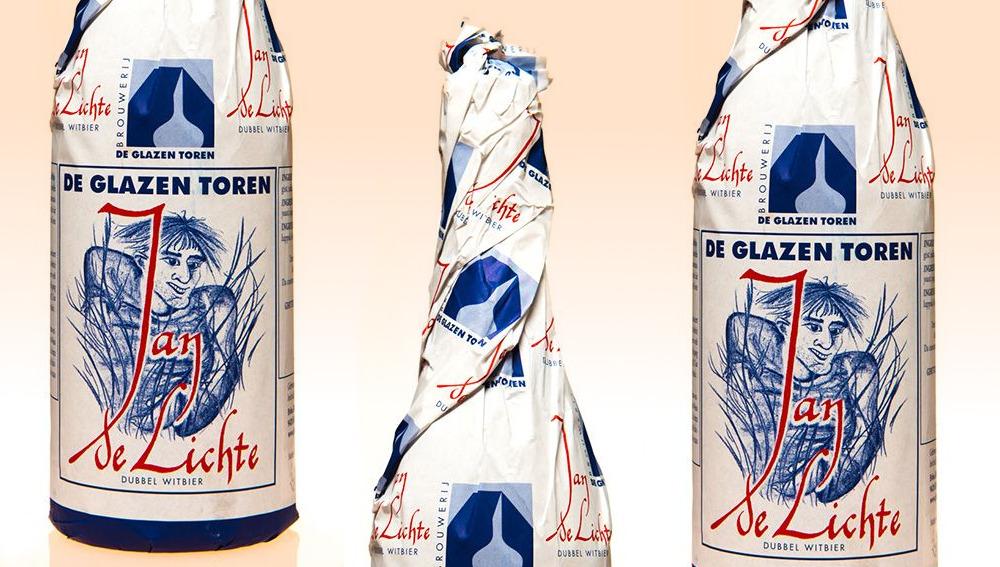 Jan De Lichte: Una cerveza de trigo, elaborada según la antigua tradición Brabantine
