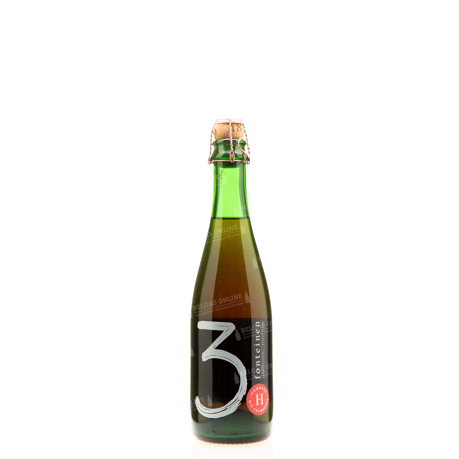 3F Hommage bio-frambozen 37,5cl