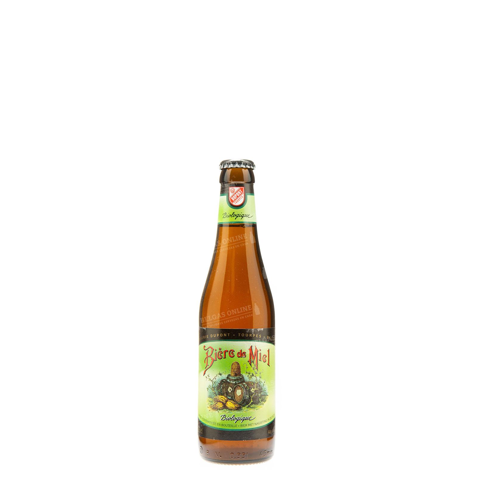 Bière de miel 33cl