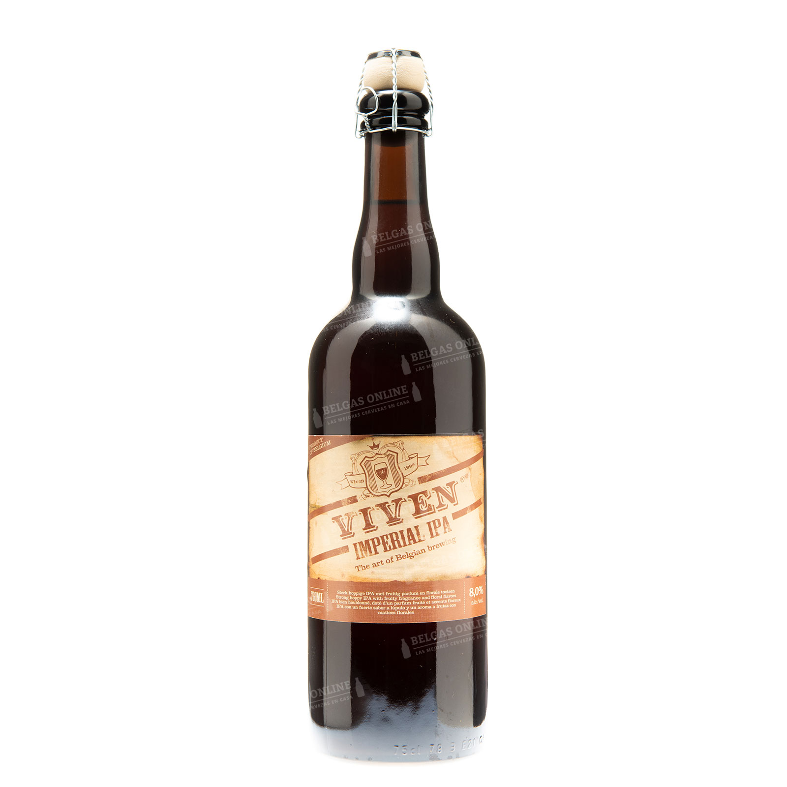Viven Imperial IPA 75cl