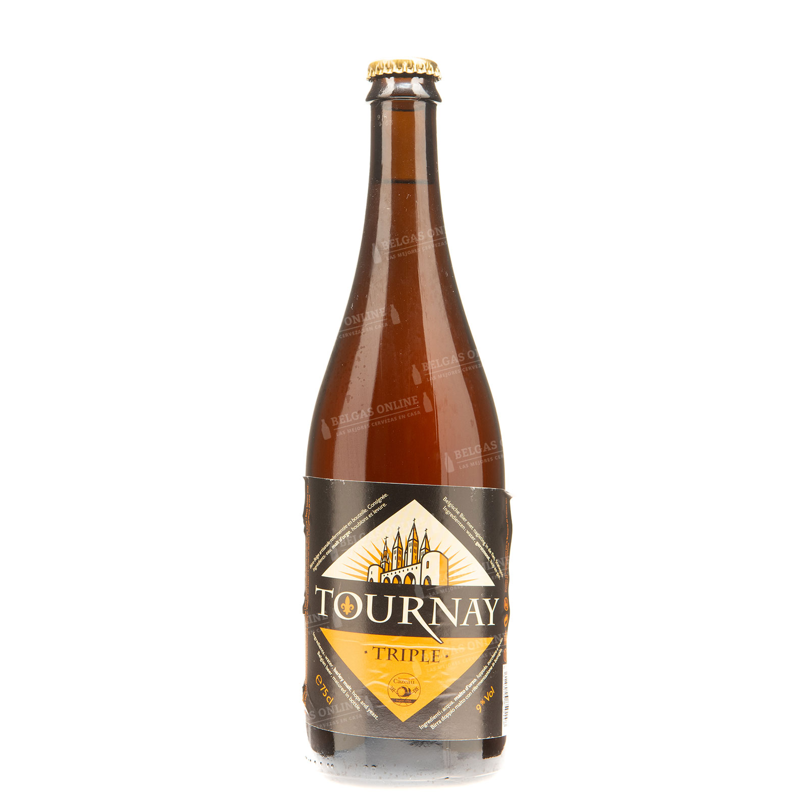 Tournay triple 75cl