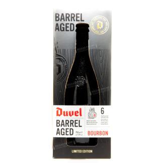 Duvel Bourbon BArrel Ages Batch 1