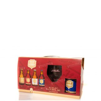 Pack Chimay 6x33cl + copa