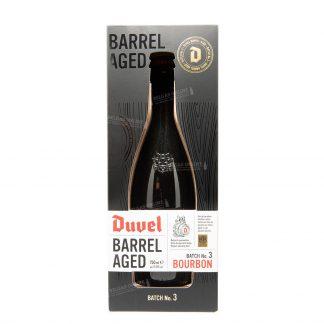 Duvel Bourbon barrel aged