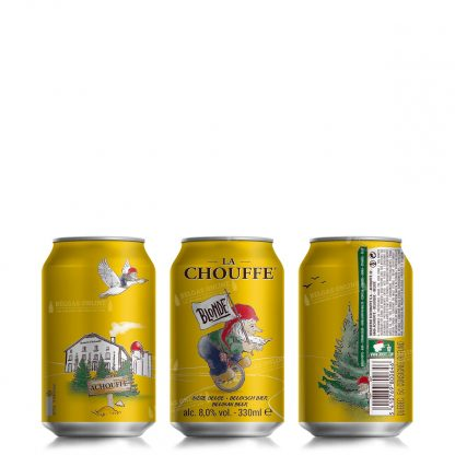 La Chouffe lata 33cl