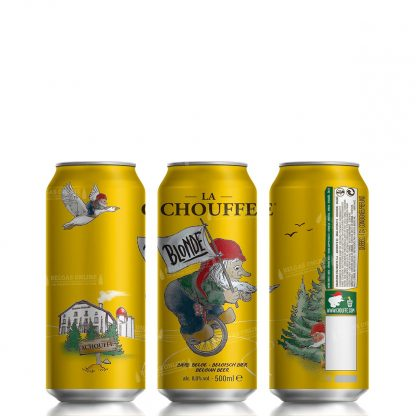 La Chouffe lata 50cl