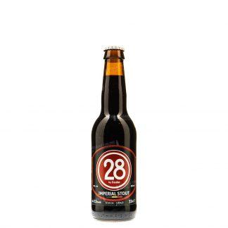 28 Imperial Stout 33cl