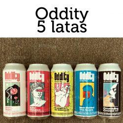 Oddity pack promo
