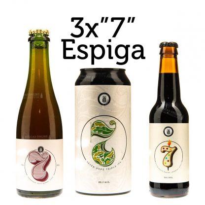 pack 7 Espiga