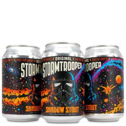 Shadow Stout lata 33cl